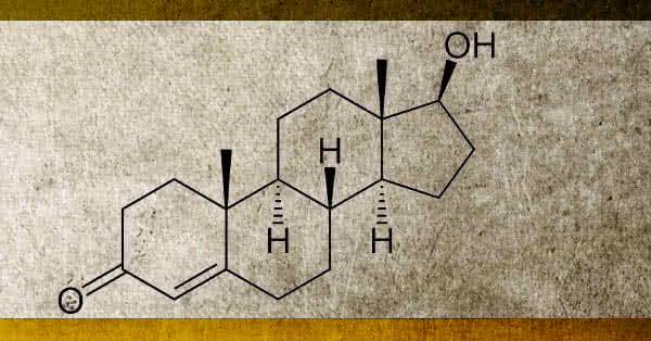 Tesztoszteron a kémia nyelvén
