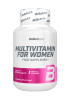 BioTech USA Multivitamin for Women (60 tab.)