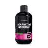 BioTech USA Liquid L-Carnitine + Chrome (0,5 lit.)