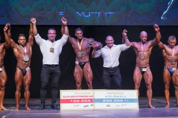Superbody 2018  Open