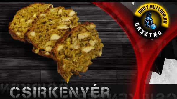Csirke kenyér, avagy Csirkenyér