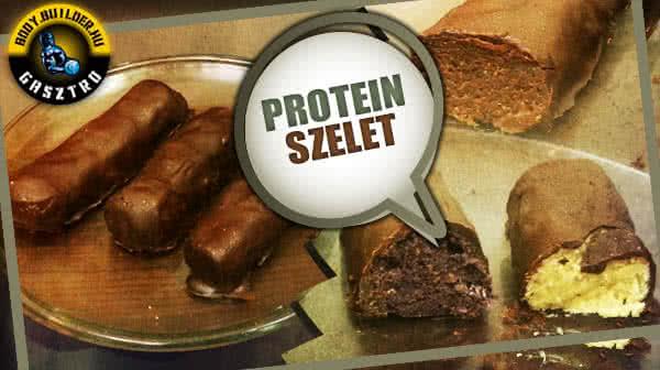 Protein szelet házilag